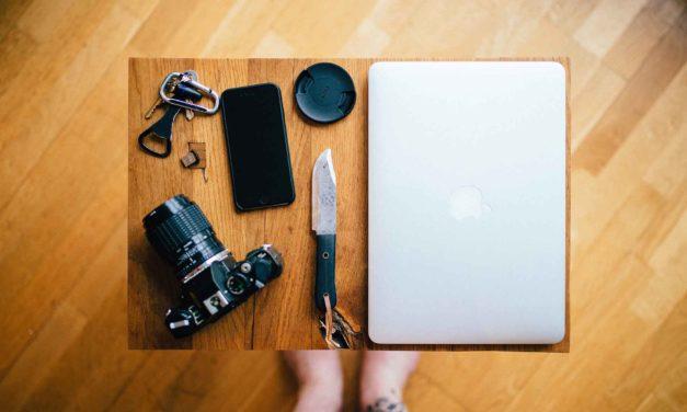 9 Travel gadgets voor reizigers die graag goed zijn voorbereid